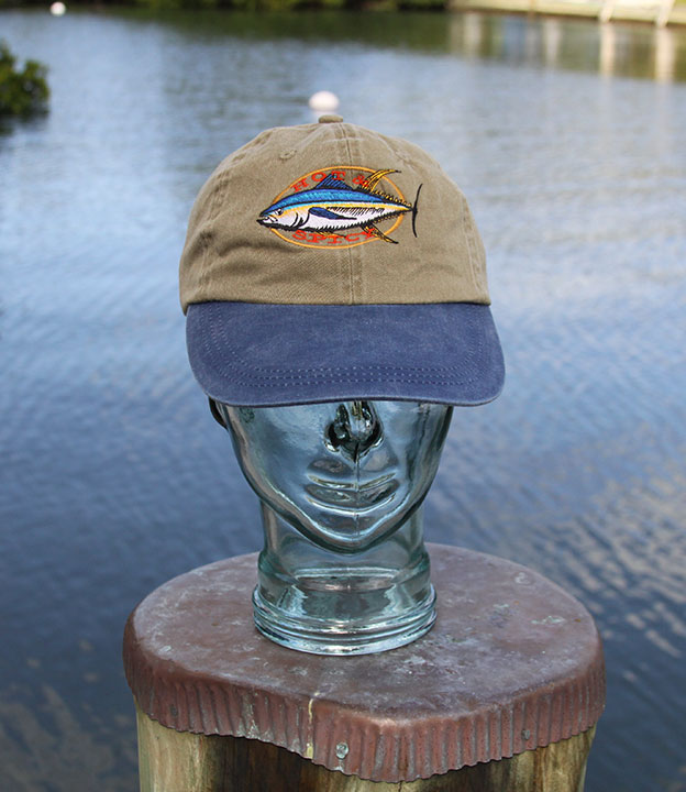 H-Blue-O Fishing Hats