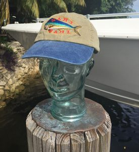 H-Blue-O Saltwater Fishing Hats